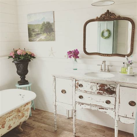 Country Cottage Bathroom Ideas by D D S Cottage And Design Peeks Around The House And Our