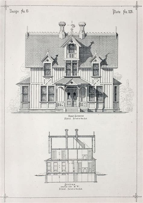 19th century archtecture houses exhibition on 19th century diy architecture manuals core77