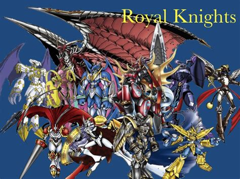 Knights Strung Out Also Search For Royal Knights Wallpaper By Omnimon1996 On Deviantart