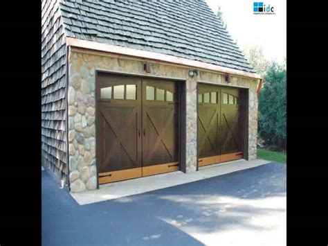 garage door ideas cheap garage door remodeling ideas youtube