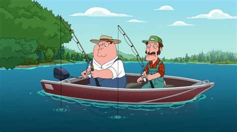 peter griffin boat larry farmer guy family guy wiki fandom powered by wikia