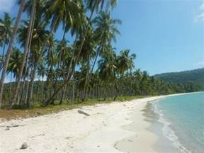 Sand Beaches Koh Kood Resort On Ko Kut Island Bungalows Set In The