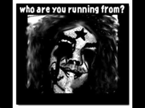 who are you running from youtube