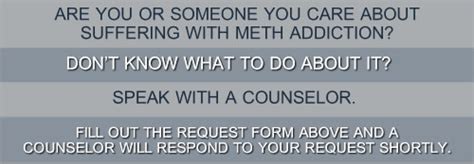 Best Way To Detox From Meth At Home by Meth Withdrawal Symptoms