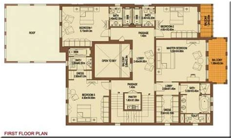Arabic House Designs And Floor Plans | plan houses burj khalifa apartments floor plans arabic