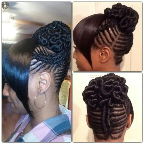 goddess braids with bangs chinese bang with ponytail new style for 2016 2017