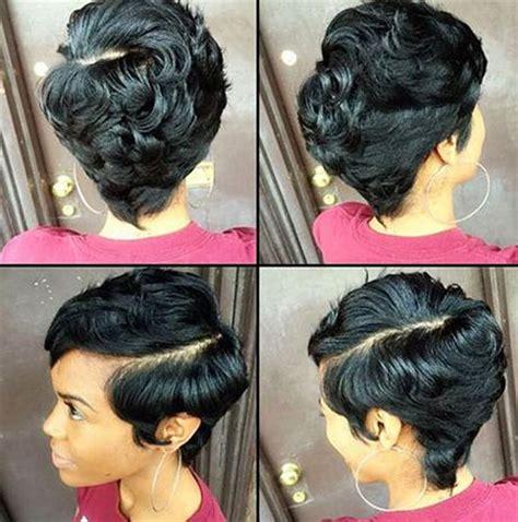 black women with soft updos 30 nice short hair ideas for black women short