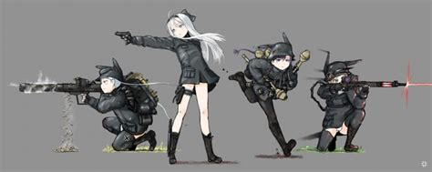 ww anime soldiers image delta mod db