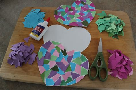 Cool Construction Paper Crafts - craft bakersbeans