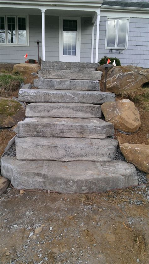 concrete steps made to look best garden ideas on