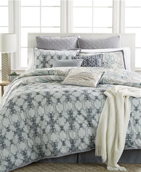 gray california king comforter kelly ripa home fretwork gray 10 pc california king