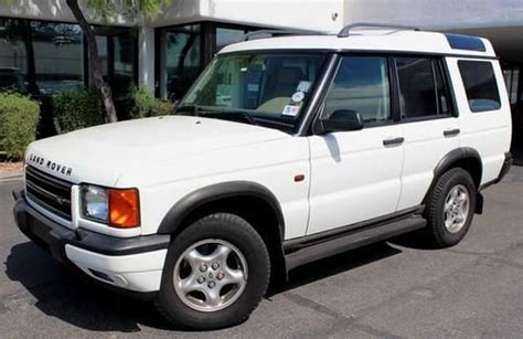 buy used 2000 land rover discovery series ii in phoenix arizona united states