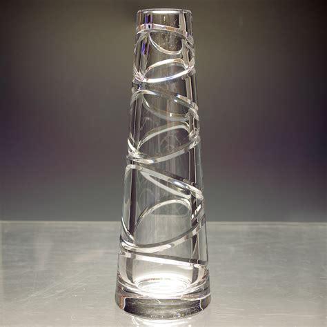 Jasper Conran Vase by Jasper Conran Waterford Bud Vase Signed Ebay