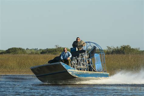 Fan Boat Everglades National Park 28 Images At The