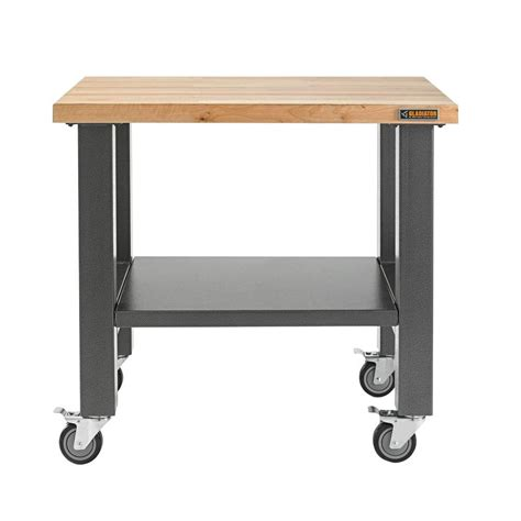bench with wheels workbenches workbench accessories garage storage the