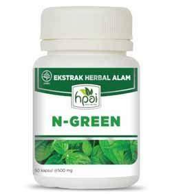 Hpai N Green Klorofil n green klorofil kapsul hpai jual n green hni garansi