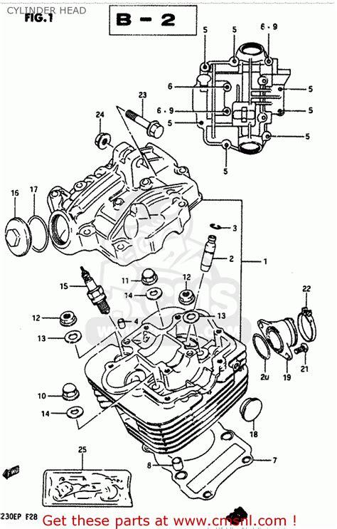 Suzuki 230 Quadsport Parts 87 Suzuki Savage 650 Wiring Diagram 87 Get Free Image
