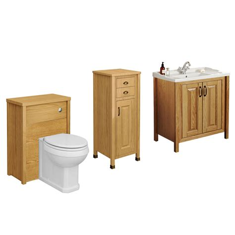 oak tallboy bathroom grenville traditional suite with tallboy bathroom cabinet