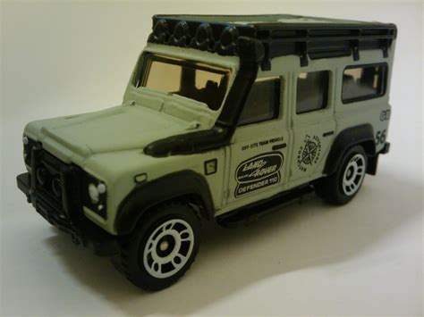 land rover matchbox land rover defender 110 1997 matchbox cars wiki