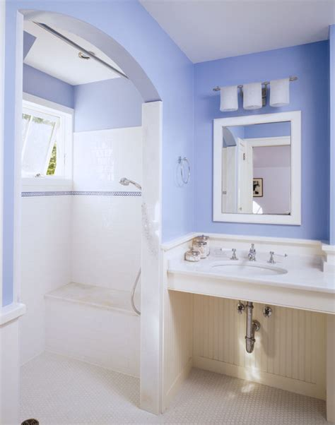 periwinkle bathroom color of the month decorating with periwinkle abode