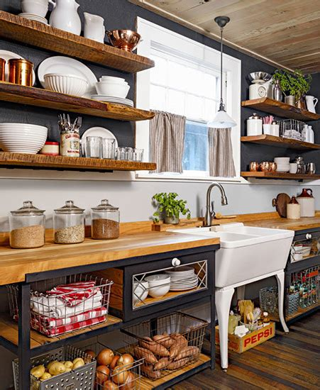 Alternatives To Kitchen Cabinets | kitchen cabinet alternatives my blog