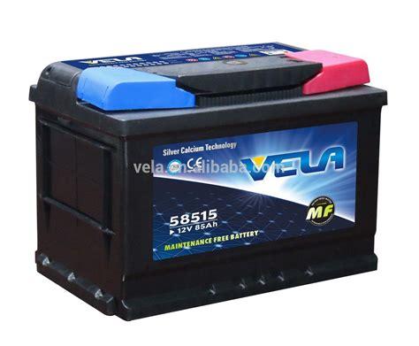 N100z/105e41r 12v 105ah Brands Car Batteries Storage 12v