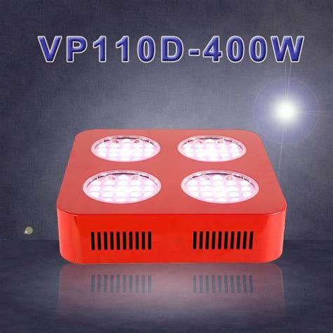 battery powered grow lights factory promotion 400w indoor grow lighting with 5w led
