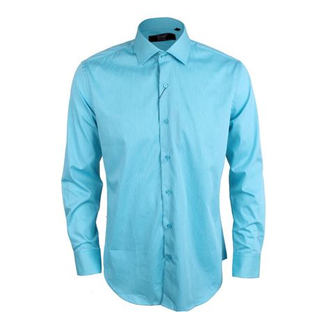 light blue striped shirt sleeve striped shirt light blue david wej