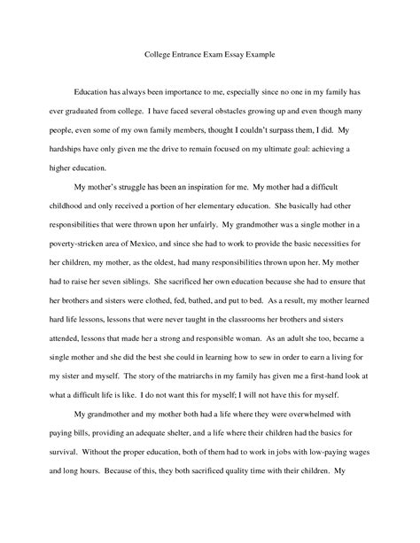 Great College Essays Exles by Best College Argumentative Essay Sles
