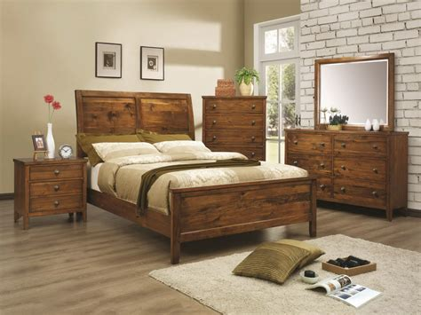 Bedroom Furniture Wood Wood Rustic Bedroom Furniture Ideas Furniture