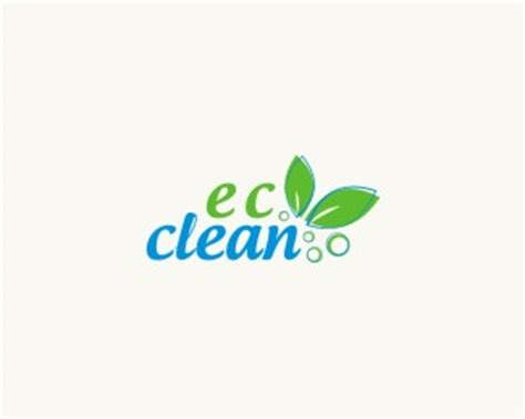 eco clean designed by salba brandcrowd