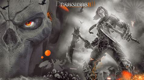darksiders 2 wallpaper darksiders ii hd wallpapers hd wallpapers blog