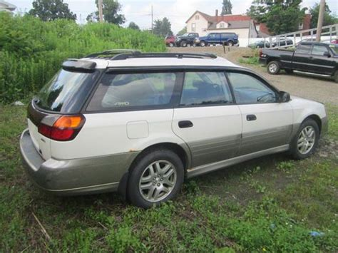 auto air conditioning service 2000 subaru outback windshield wipe control sell used 2000 subaru outback wagon 4 cylinder all wheel drive no reserve in columbus