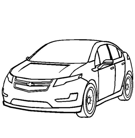 free coloring pages of chevy bel air