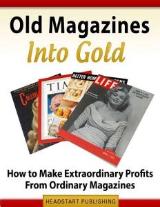 how to sell your for profit you don t need a record company to succeed in selling books how to sell used magazines for 800 profits used books