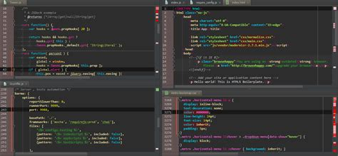 phpstorm themes jar github sublimeye dark milky color scheme sublimeye s