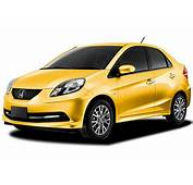 Honda Brio Amaze Diesel Could Become Indias Most