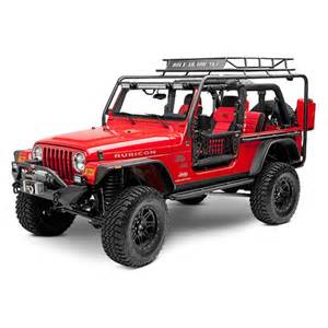 armor 174 jeep wrangler 2005 roof rack