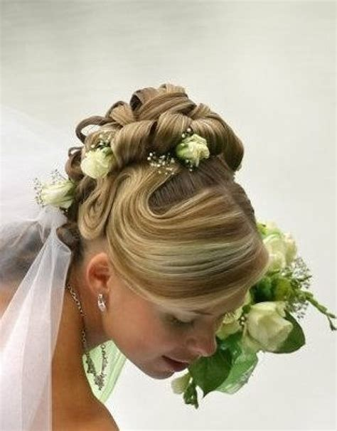 5 Inspired Wedding Hairstyles by Bridal Hairstyles For To Medium Hair