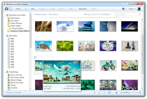 themes beta com wallpapers themes pack from windows 7 build 7068
