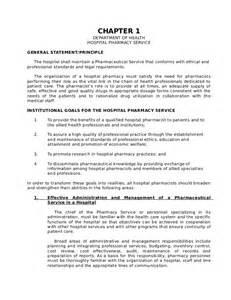 Pharmacy Application Essay Tips by Hospital Pharmacy Service