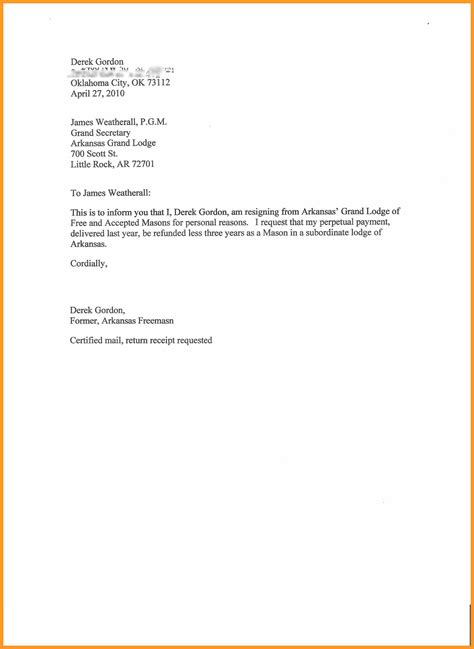 layout of a notice letter resignation letter 2 week notice pdf bio letter format