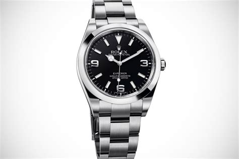 Buying Guide: 5 Affordable Rolex Watches for New Collectors   WatchTime Wednesday   Monochrome