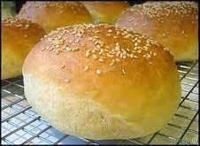 membuat roti untuk burger cara membuat roti burger burger bun lezat resep