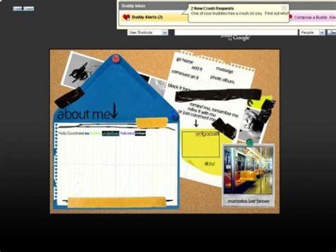 layout for bulletin board bulletin board layout myspace layouts createblog
