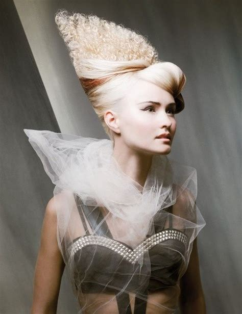 history of avant garde hairstyles 17 best images about avant garde hair fashion on