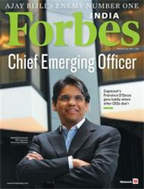 forbes india may 11 2018 pdf free forbes india podcast about cognizant ceo francisco d souza