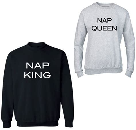 Sweater Coupel King Lp nap king sweaters sugar spikes