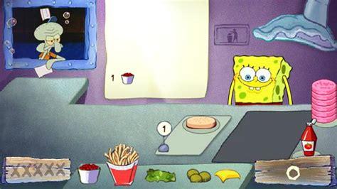 spongebob in cucina spongebob in cucina giochi su nickelodeon italiariesci