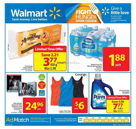 walmart picture book walmart on flyer may 4 to 10 size book all